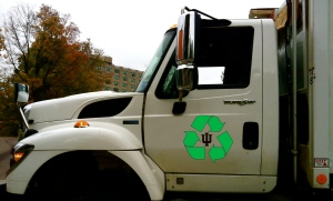 Look for this updated IU recycling packer.